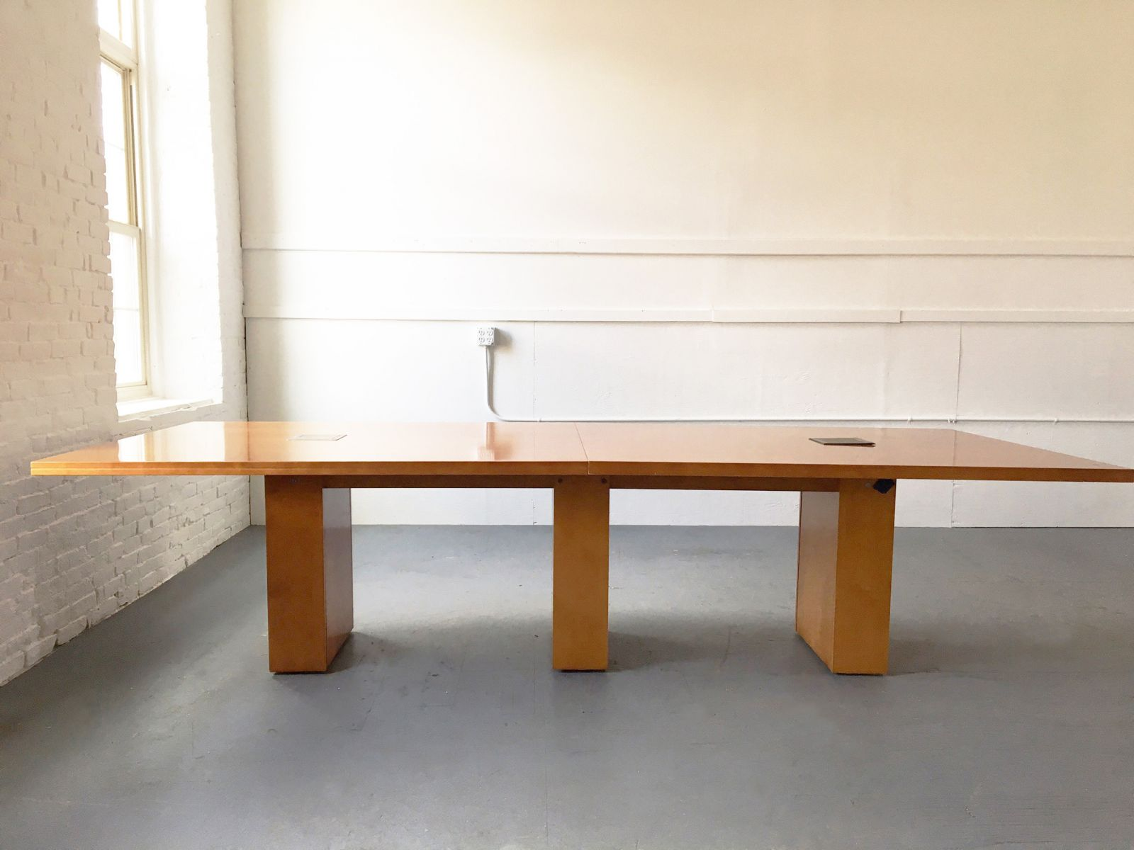 X Conference Table Conklin Office Furniture - 10 x 4 conference table