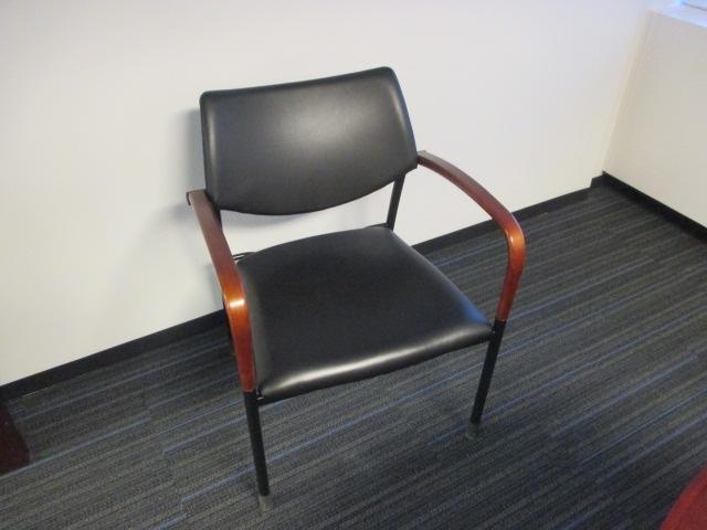 Gunlocke Stack Chairs