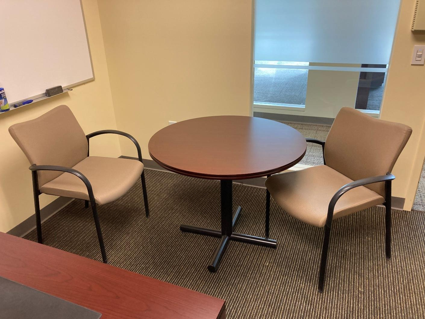 T12181 - Office Star Round Tables