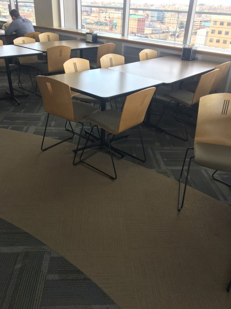 CD6016C - Cafe Tables