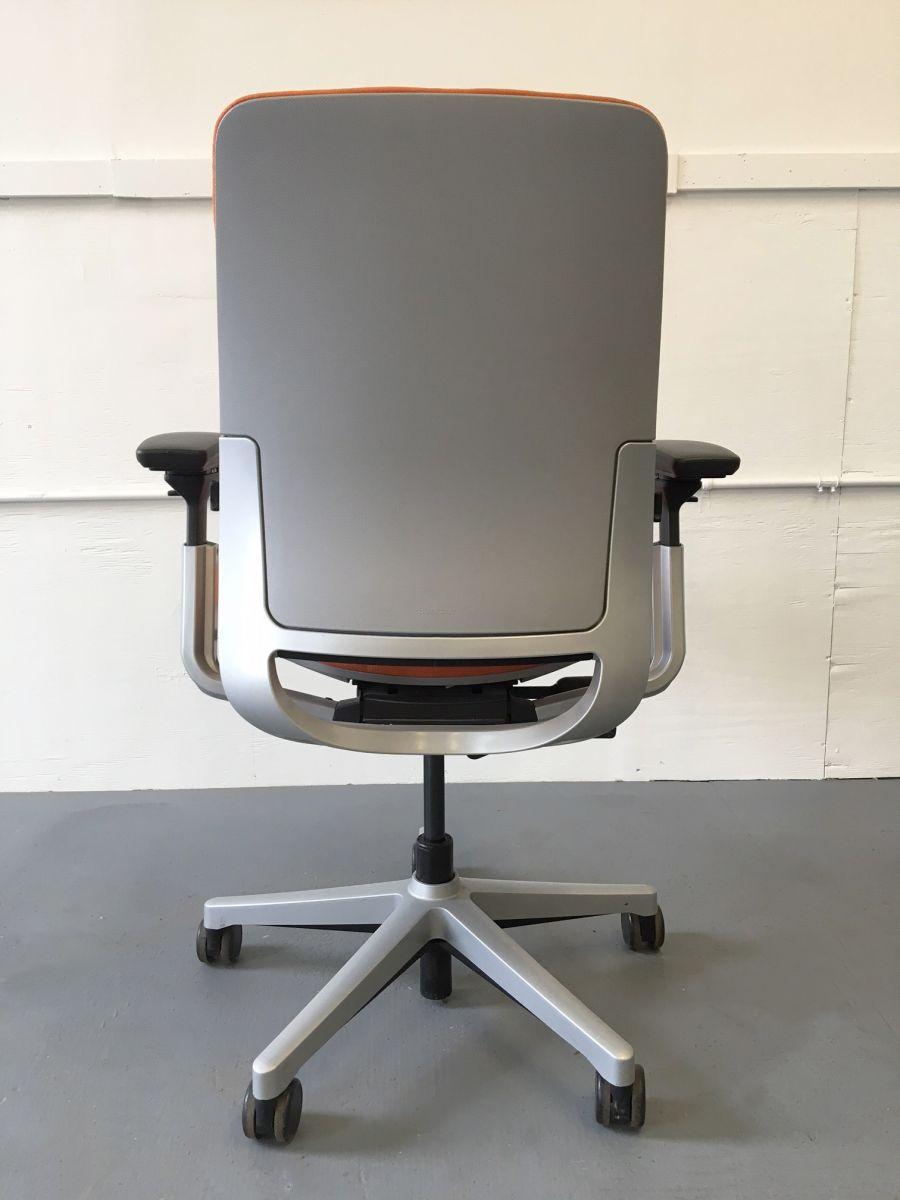 Steelcase Amia Task Chair - Orange