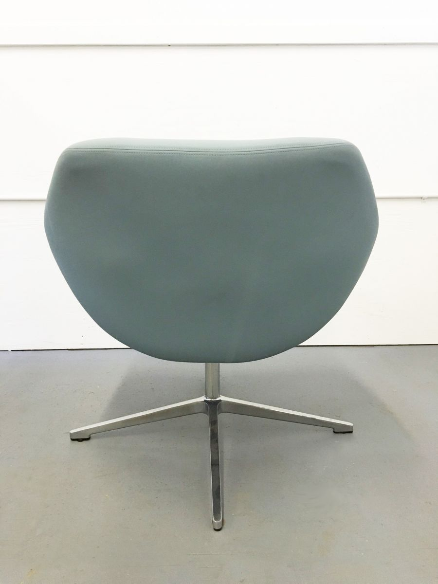 Open Lounge Chair By Allermuir Conklin Office Furniture