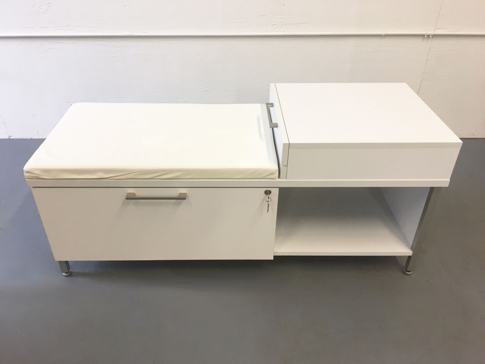 F6085C - File & Storage Bench by Steelcase