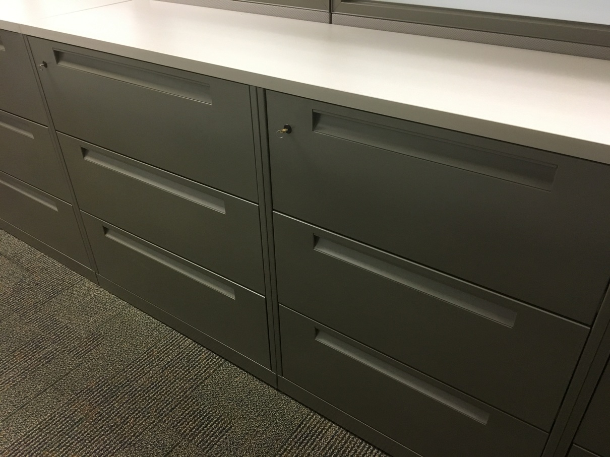F6106A   Steelcase Lateral Files