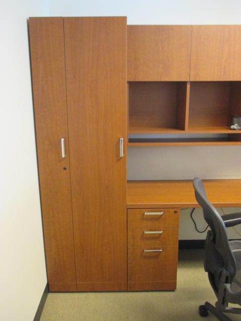 Steelcase Laminate Desk Sets D12078c Conklin Office