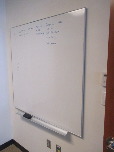 T12096C - Dry Erase Boards
