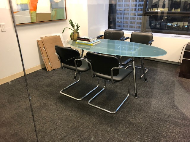 T12148 - Steelcase Meeting Table