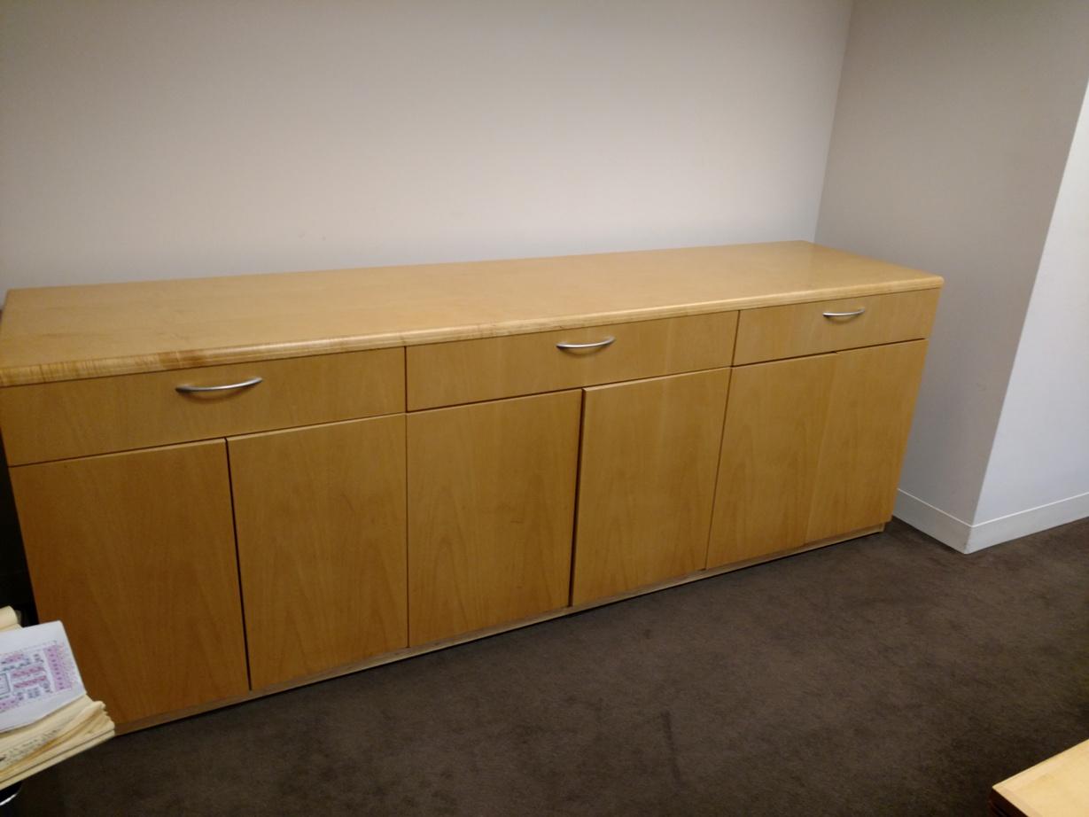 Credenza Conference Room : Buffet credenza conklin office furniture