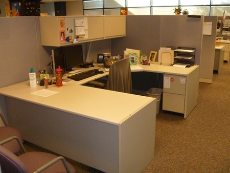 Steelcase Managers Cubicles Conklin Office Furniture