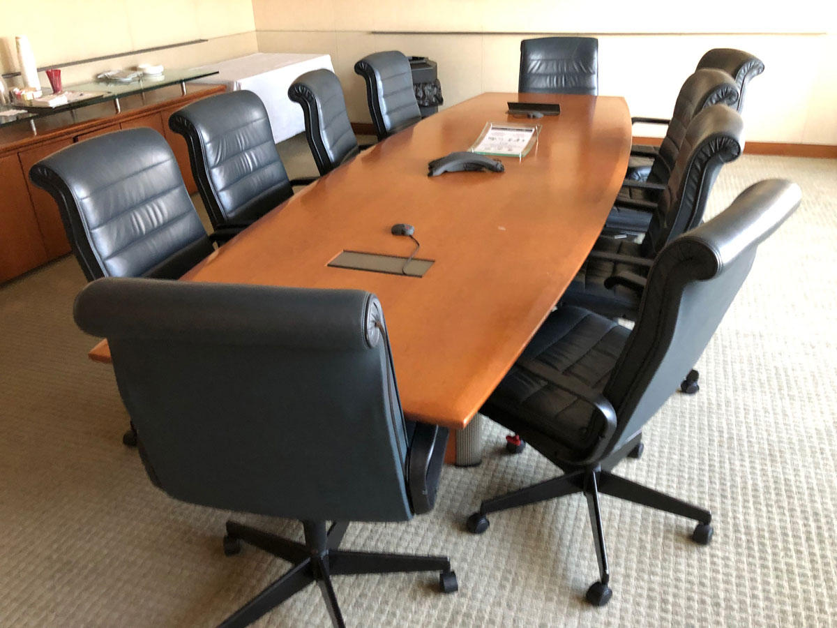 T12120 - Neinkamper Conference Table