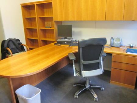 Executive Geiger Brickel Desk Sets Conklin Office Furniture