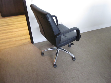 via office chairs. Via Leather Desk Chairs · Office M