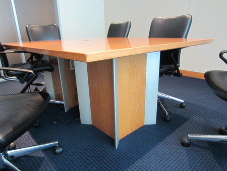 6 Krug Conference Table Conklin fice Furniture