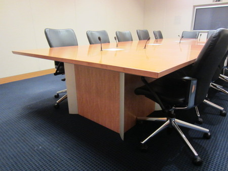 Krug Meeting Table Conklin Office Furniture