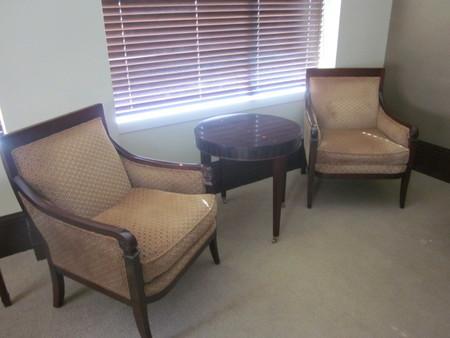 Councill Executive Desk Set Conklin Office Furniture
