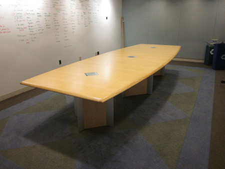Krug Ft Conference Table Conklin Office Furniture - 14 ft conference table