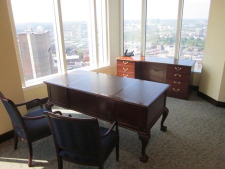 Execituve Councill Desk Set Ball And Claw
