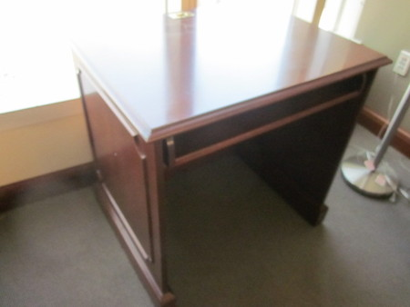 Ball And Claw Councill Desk Credenza With Hutch Computer Coat Rack