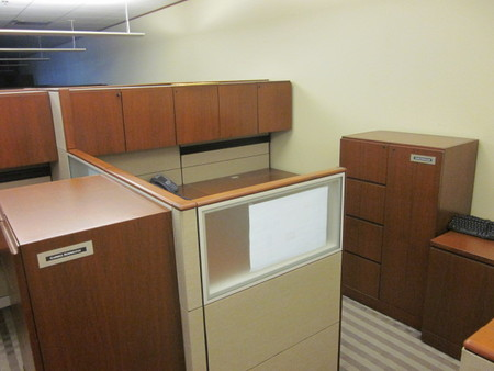 Cherry Knoll Cubicles Conklin Office Furniture