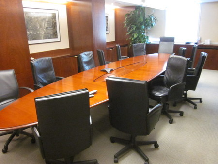 18 Oval Meeting Table Conklin fice Furniture