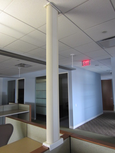 Pole Based Cubicles : Herman miller ethospace cubes conklin office furniture