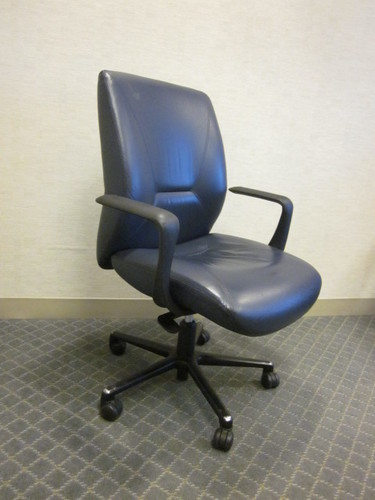 Leather Keilhauer Office Seating Conklin Office Furniture