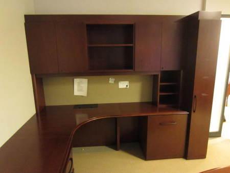 Stow Davis Desk Set Conklin fice Furniture
