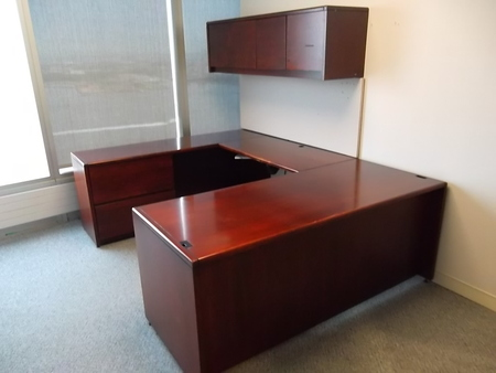 Kimball desk sets conklin office furniture - Kimball office desk ...