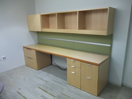 Geiger Desks Conklin Office Furniture