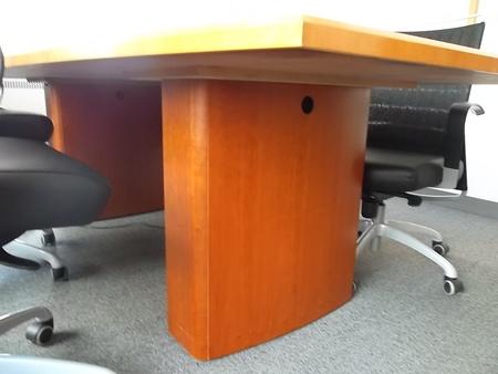 Cherry Conference Table Conklin fice Furniture