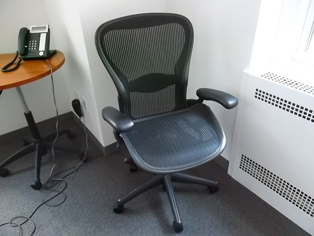 C3444   Herman Miller Aeron Chairs