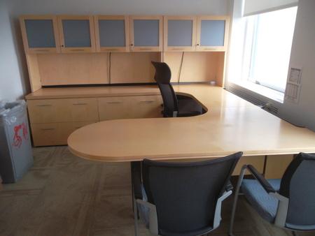 Haworth Executive Desk Sets Conklin Office Furniture