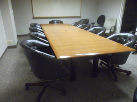 12u0027 Vecta Conference Table