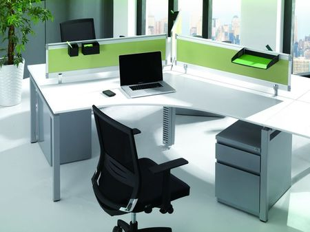 Eco New Desking Benching Options Conklin Office Furniture