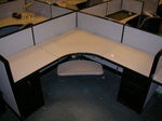 6 x 6 Steelcase 9000 Enhanced Workstations (W341)