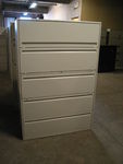 Haworth 5 Drawer Files (F466)