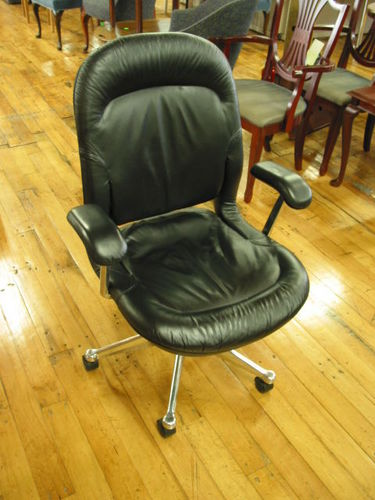 Herman Miller Leather High-Back (C535)