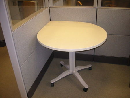 Herman Miller Tear Drop Side Table Conklin Office Furniture