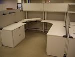 Steelcase Context Workstations (W650)