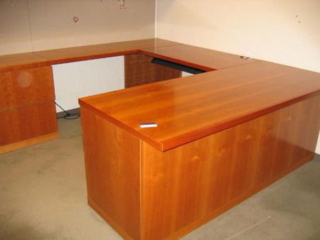 Geiger U-Shape Private Office (D700)