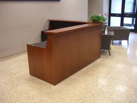 Reception Desk (R763)
