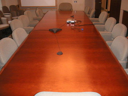 18 Ft Cherry Conference Table (T769)
