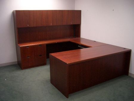 Steelcase Desk Set (D779)