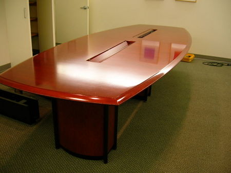 12 Foot Conference Table (T803)