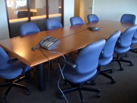 Vecta Conference Table (T822)
