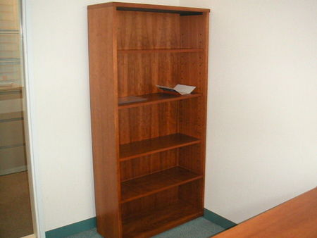 Herman Miller Bookcases (D858)