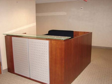 Modern Reception Desk (R915)