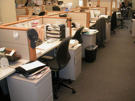Herman Miller Ethospace Telemarketing Stations (W937)