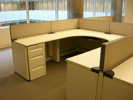 Steelcase Context Used Workstations (W946)