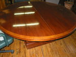 6ft Round Conference Table (T959)